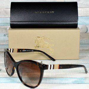 Burberry Gradient 58mm Sunglasses
